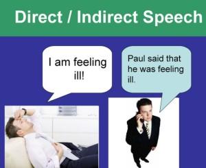 Penjelasan Direct dan Indirect Speech Beserta Rumus dan Contoh Kalimatnya