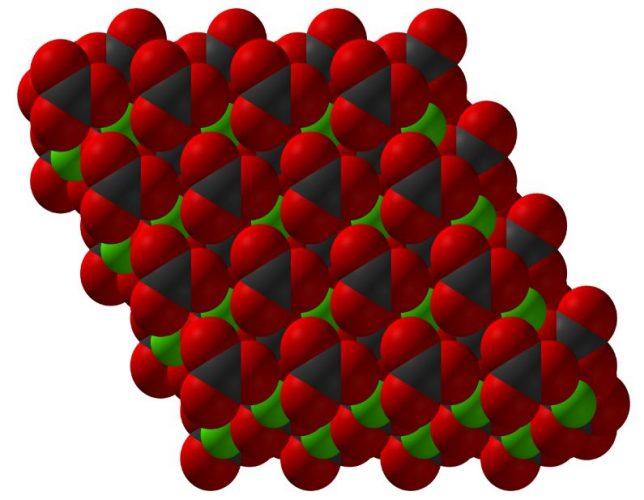 Pengertian Kalsium Karbonat dan Rumus Kimia Kalsium Karbonat