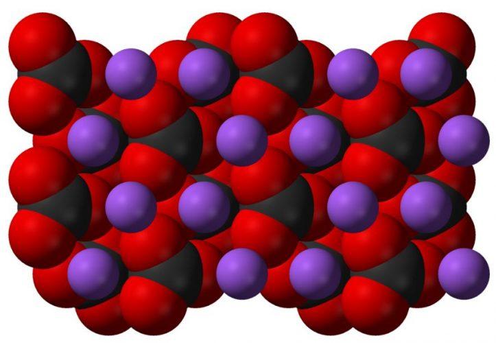 Pengertian Natrium Karbonat dan Rumus Kimia Natrium Karbonat
