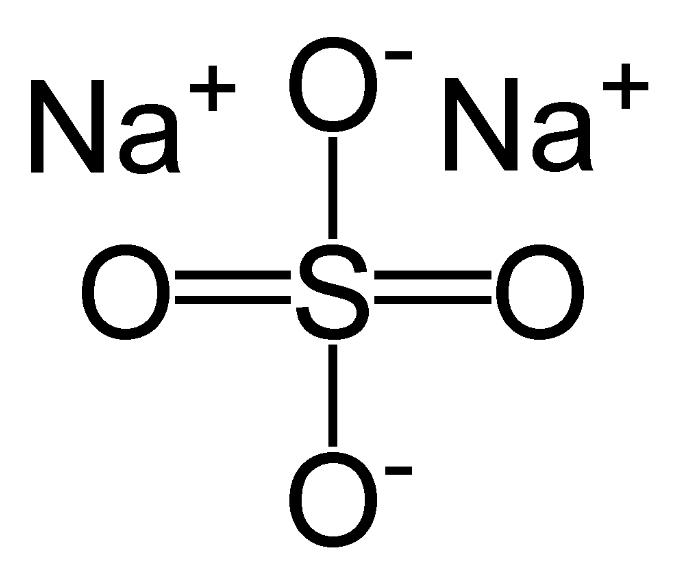 Pengertian Natrium Sulfat dan Rumus Kimia Natrium Sulfat