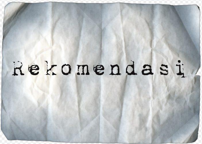 Contoh dan Cara Membuat surat rekomendasi
