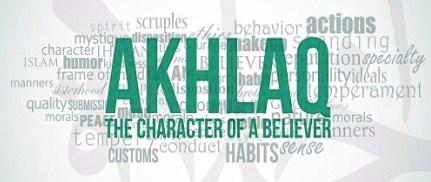 Definisi Akhlak Dalam Islam