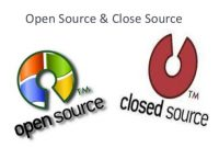 Pengertian Open Source dan Close Source dan Contohnya