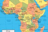 Karakteristik Benua Afrika Beserta Penjelasan dan Gambarnya