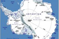 Karakteristik Benua Antartika Beserta Penjelasan dan Gambarnya