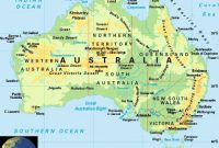 Karakteristik Benua Australia Beserta Penjelasan dan Gambarnya