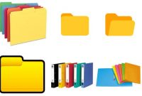 Pengertian, Fungsi Dan Cara Membuat Folder Terlengkap