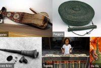 10 Alat Musik Tradisional Dari Sumatera