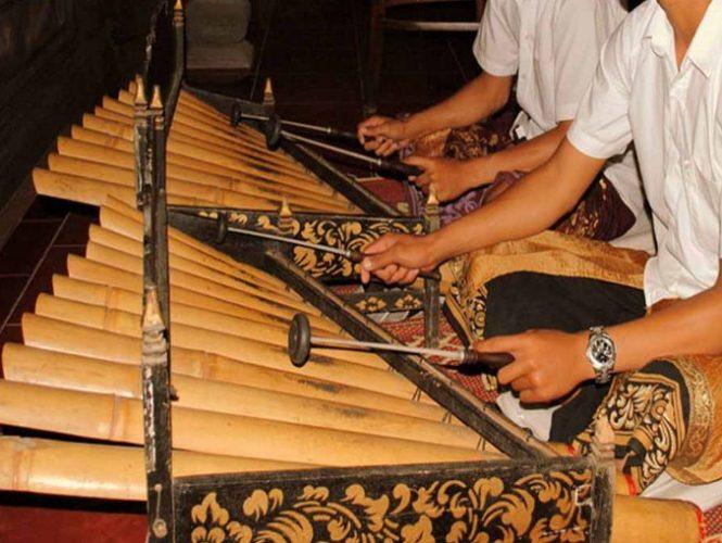5 Alat Musik Tradisional Dari Bali