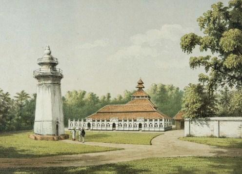 Perkembangan Negara Tradisional Islam di Indonesia