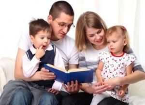 Lembaga Sosial di Keluarga