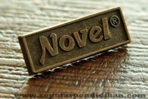 Ciri-Ciri Novel Indonesia Beserta Contohnya Lengkap