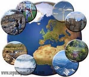 Objek Studi Geografi Dan Penjelasannya Lengkap