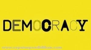 Pengertian, Prinsip, Ciri, Macam, Kelebihan dan Kekurangan Demokrasi Menurut Para Ahli