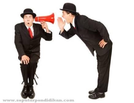 Pengertian Teori Komunikasi Dan Macamnya Menurut Para Ahli