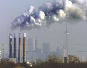 Limbah Gas