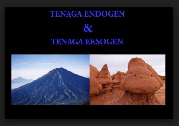 Dampak Positif dan Dampak Negatif Tenaga Endogen dan Tenaga Eksogen
