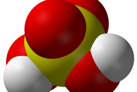 Pengertian Asam Sulfat dan Rumus Kimia Asam Sulfat