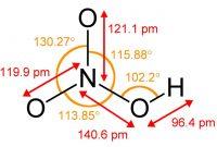 Pengertian Asam Nitrat dan Rumus Kimia Asam Nitrat