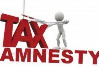 5 Pengertian Tax Amnesty Menurut Para Ahli