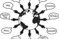 Pengertian Bahasa, Karakteristik Bahasa dan Fungsi Bahasa