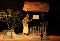 Pengertian Seni Teater dan Contoh Seni Teater