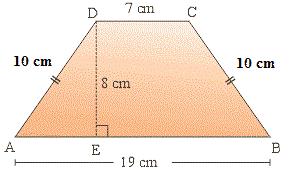 Pengertian Trapesium dan Rumus Trapesium Beserta Contohnya