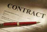 Contoh dan Cara Membuat Surat Perjanjian Kerja Sama