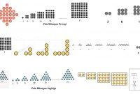 Pengertian Pola Bilangan, Jenis-Jenis Pola Bilangan dan Contohnya