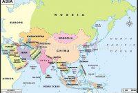 Karakteristik Benua Asia Beserta Penjelasan dan Gambarnya