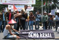 Pelaksanaan Demokrasi di Indonesia Saat ini