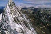 Nama-nama Gunung Tertinggi di Indonesia dan Letaknya
