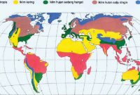 Pengertian dan Klasifikasi Iklim Koppen