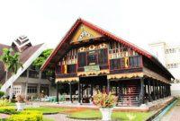 nama rumah adat di indonesia 34 provinsi - Krong Bade
