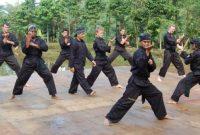 Sejarah Pencak Silat Bela Diri Asli Indonesia