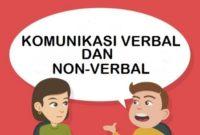 Ciri, Faktor dan Fungsi Komunikasi Verbal dan Nonverbal