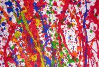 Pengertian, Sejarah dan Ciri-Ciri Seni Abstrak