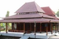 Rumah Adat Tradisional Di Pulau Jawa Yang Paling Terkenal