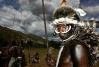 Sejarah, Mata Pencaharian, Agama, Kesenian dan Ilmu Pengetahuan Suku Lani