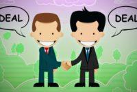 Teknik Negosiasi Dan Lobi Dalam Komunikasi Bisnis Beserta Contohnya
