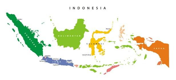 10 Pulau Terbesar DI Indoensia