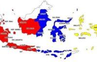 Pembagian Zona Waktu Di Indonesia