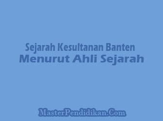 Sejarah-Kesultanan-Banten