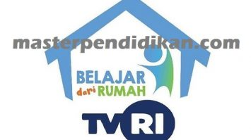 Jadwal Belajar Di Rumah TVRI Sabtu 25 Juli 2020