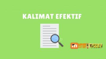 5 Contoh Kalimat Efektif Menggunakan Kosakata Baku