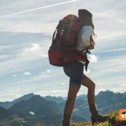 Hiking adalah Olahraga