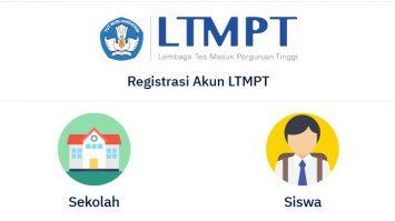 Cara Mendaftar Akun LTMPT