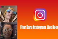 Fitur Baru Instagram, Live Rooms