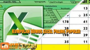 Kumpulan Rumus Excel Paling Populer