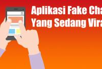 Aplikasi Fake Chat Yang Sedang Viral